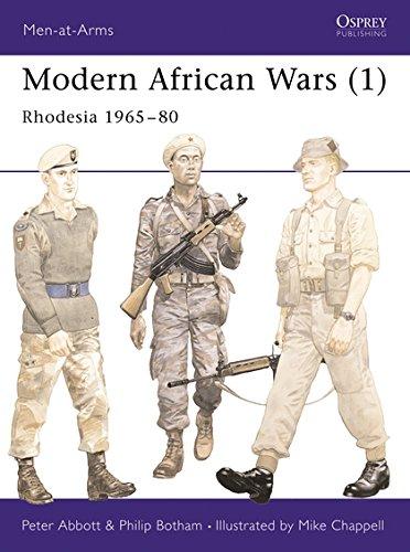 Modern African Wars (1) 1965-80 : Rhodesia (Men at Arms Series, 183)