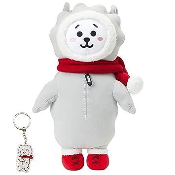 Amazon.com: Nuofeng Kpop BTS - Figura decorativa de peluche ...