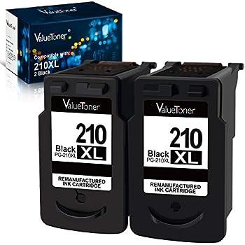 Amazon.com: OCP Remanufacturado Canon PG-210 X L Cartucho de ...