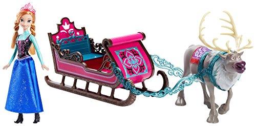 Disney Frozen Annas Sleigh Gift