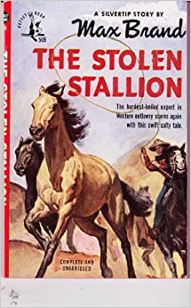 Book The Stolen Stallion