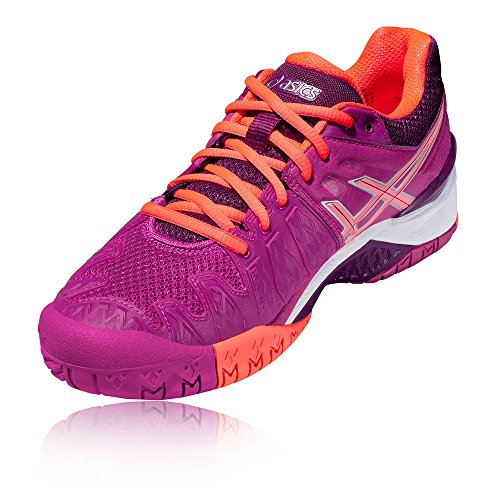 Asics Gel 6 Tennisschuhe Purple Resolution W Violett Damen wBqZ4w8