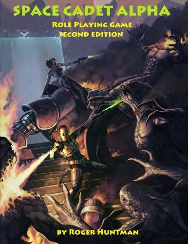 Space Cadet Alpha 2nd edition (Roger Huntman)