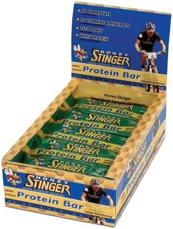 Honey Stinger Barras de Proteína 10G - Chocolate Negro Menta ...