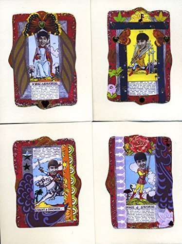 Amazon the beatles greeting cards handmade the beatles greeting cards m4hsunfo