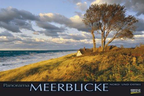 Meerblicke 2014. Nord- und Ostsee. PhotoArt Panorama Kalender