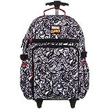Mala Escolar GL c/rodinhas, DMW Bags, 11799, Colorido