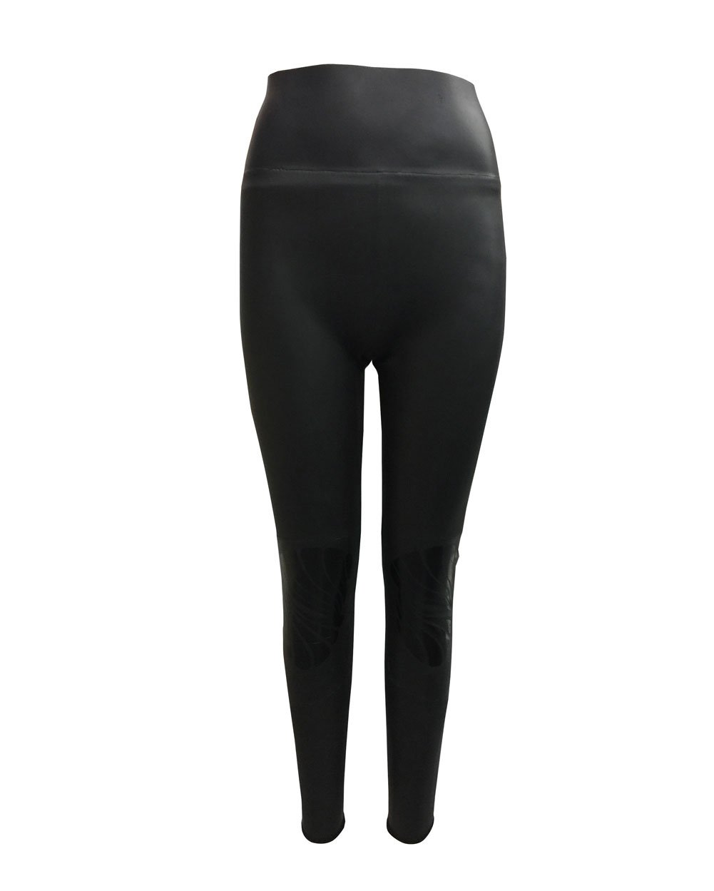 Divecica Woman Wetsuit Pants 5mm CR Smooth Skin Neoprene Warmth Pants for Surfing Diving (2XL)