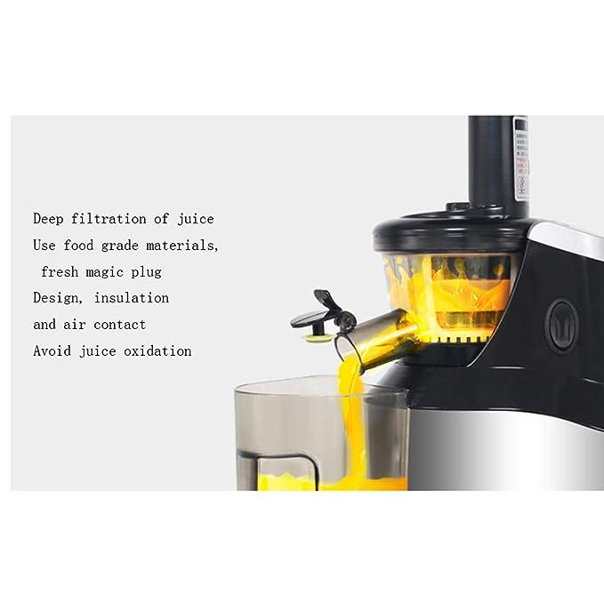 BAIYIQ - Licuadora de Zumo Fresco, lijadora, máquina de Frutas ...