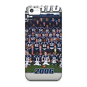 GAwilliam Case Cover Protector Specially Made For Samsung Galaxy S5 Cover New England Patriots