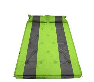 Amazon.com: iMeshbean - Colchón hinchable doble para dormir ...
