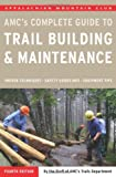 Trail Building and Maintenance, AMC's Trails Department, 1934028169