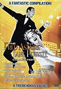 The Fred Astaire/Jane Powell Collection [Import]