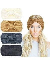1950's Vintage Modern Style Elastic Women Turban Headbands Twisted Cute Hair Band Accessories
