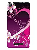 TREECASE Designer Printed Soft Silicone Back Case Cover For Micromax Micromax Canvas Spark 2 Q334