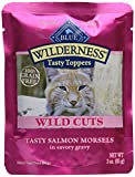 Blue Buffalo Wilderness Tasty Topper Salmon Morsels Food, 24 By 3 Oz. Review