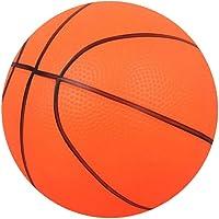 """4"""" Mini Basket Gonflables Panier De Basket Balles Flottantes pour Le Divertissement Jeux d'eau Et Plein Air Natation Jouets Accessoires De Piscine Orange"""