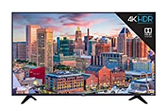The 5-series 4K TCL Roku TV delivers stunning Ultra HD picture quality with four times the resolution of Full HD for enhanced clarity and detail, as well as the most streaming channels of any 4K TV. To make the most of all this content, Dolby...
