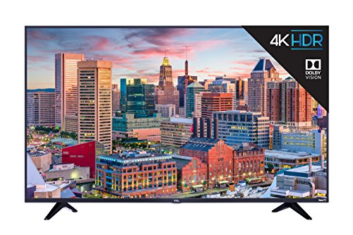 TCL 55S517 55-Inch 4K Ultra HD Roku Smart LED...