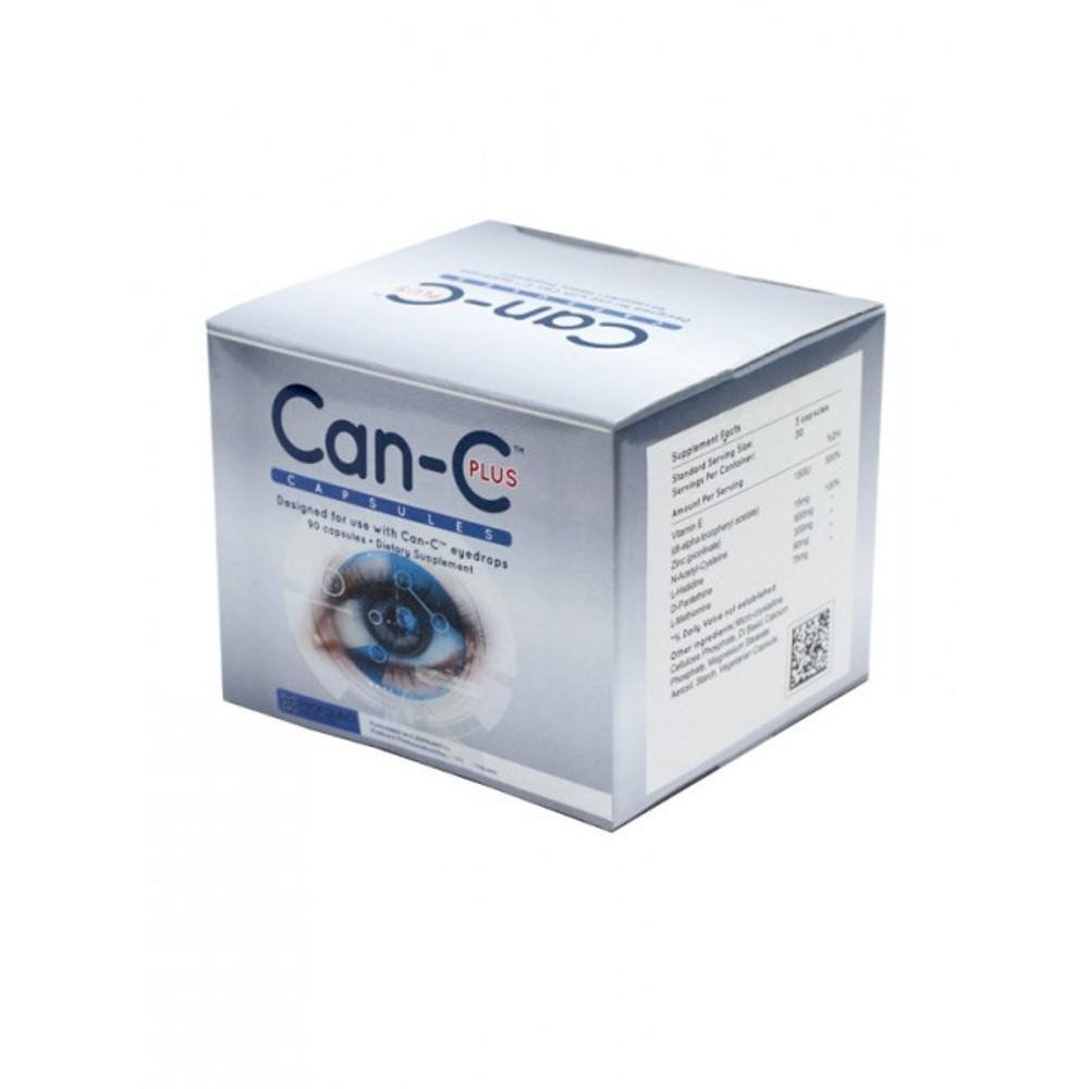 Can-C Plus 90 Tablets