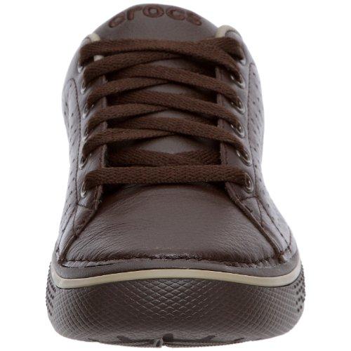crocs - Zapatillas de deporte para hombre Marrón