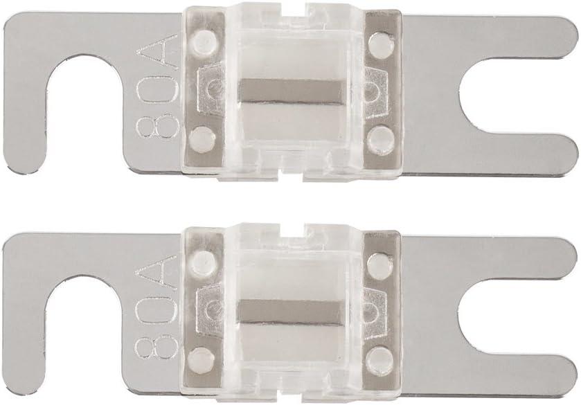 T-Spec V8-MANL80 V8 Series Nickel Plated MINI ANL Fuses