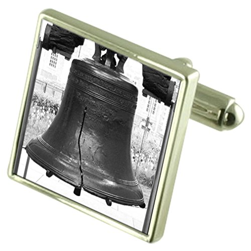 (Select Gifts Liberty Bell Engraved Keepsake Message Box)