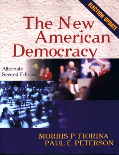 Download The New American Democracy: Alternate Election Update PDF
