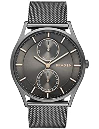 Men's SKW6180 Holst Grey Mesh Watch