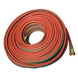 Anchor Lb-504 1/4 x 50 Twin Hose B-B, acetylene, Grade R by BEST WELDS