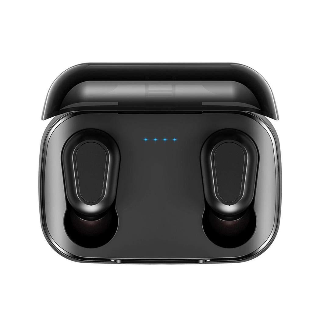 wumedy Mini Bluetooth Earphones in-Ear Earpieces Bilateral Stereo Wireless Headset Bluetooth Headsets
