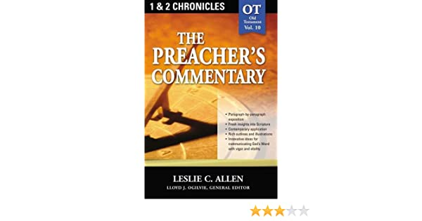 1,2 Chronicles: 10 (The Preachers Commentary)