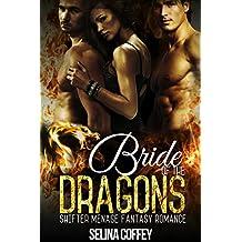 Bride of The Dragons: Shifter Menage Fantasy Romance