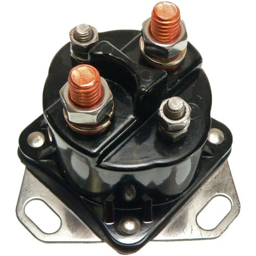 (DB Electrical SMR6004 New 12 Volt Marine Solenoid/Relay for OMC 15-288, SAZ4201J,172869, 581528, 18-5814)