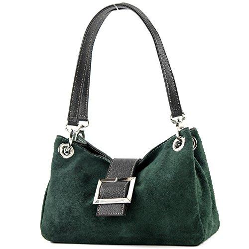Blaugron TL02 ital Women's ital Leather TL02 Handbag SUqza8