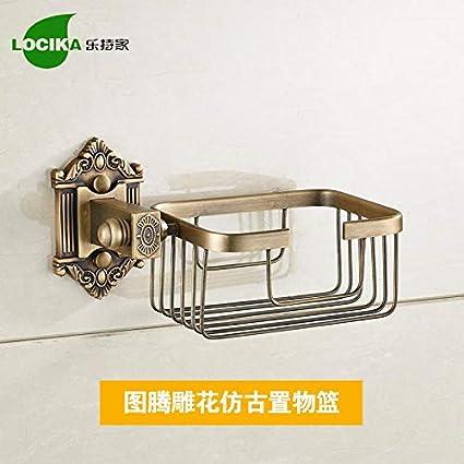 MS Bath Hardware Sets   Vintage Bronze Bathroom Accessories European  Brushed Solid Brass Bathroom Hardware Set