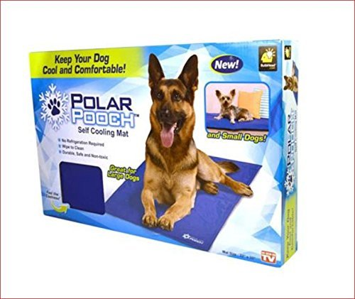 POLAR POOCH COOLING MAT FOR DOGS PETS by POLAR POOCH by POLAR POOCH