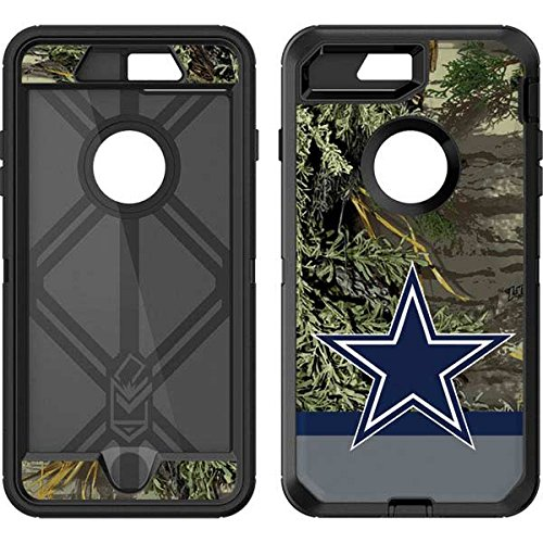 Skinit Realtree Camo Dallas Cowboys OtterBox Defender iPhone 7 Plus Skin for CASE - Officially Licensed NFL Skin for Popular Cases Decal - Ultra Thin, Lightweight Vinyl Decal Protection