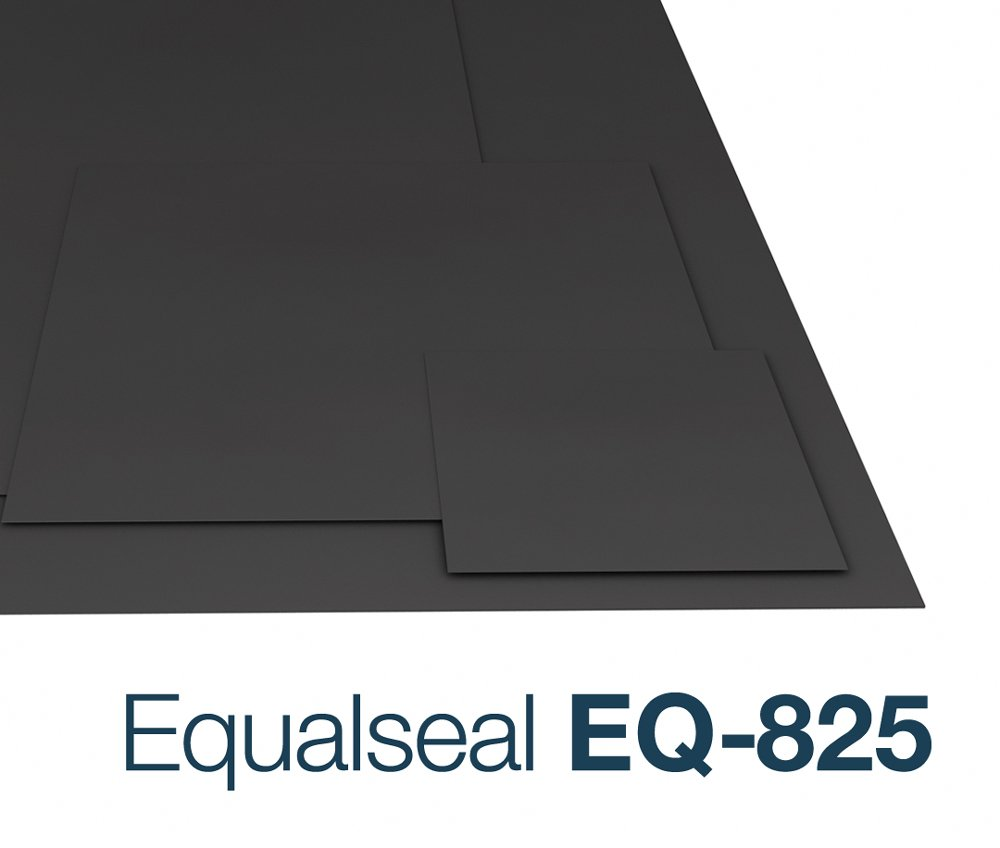 Equalseal EQ825 High Temperature Gasket Sheet - 1/16'' Thick - 15'' x 30'' Sheet by Equalseal