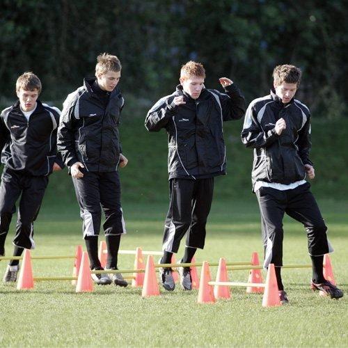Precision Training Agility Hurdle Cone Set