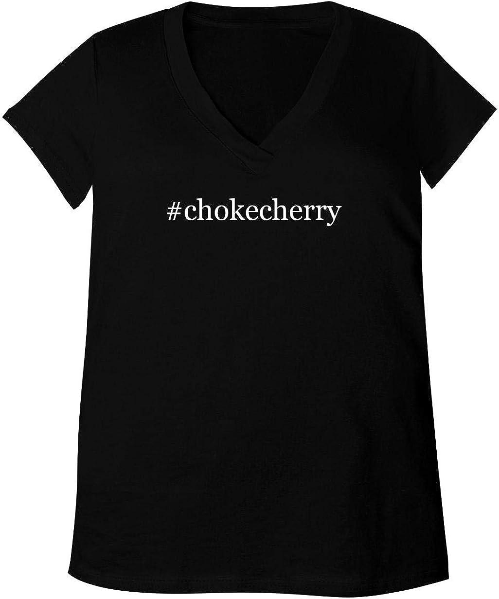 #Chokecherry - Adult Bella + Canvas B6035 Women's V-Neck T-Shirt 51tONFmhEEL