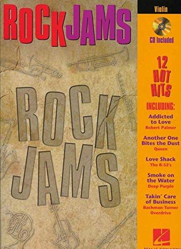 Rock Jams: for Violin