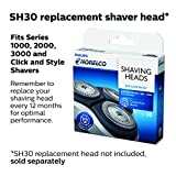 Philips Norelco Click & Style Shaver, S738/82