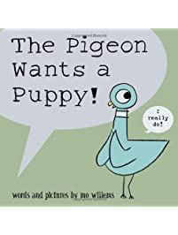 Amazon dogs animals books fiction nonfiction more the pigeon wants a puppy fandeluxe Choice Image