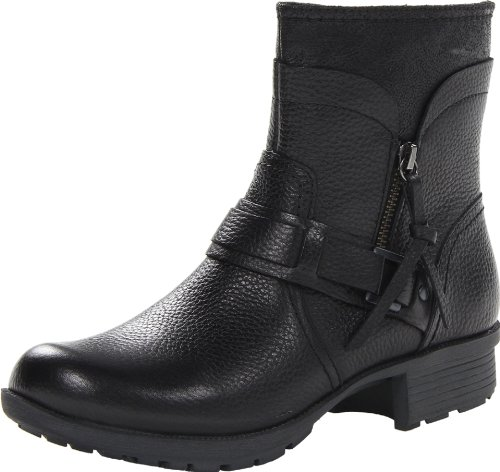 Clarks Riddle Avant Womens Ankle Boots Black 6