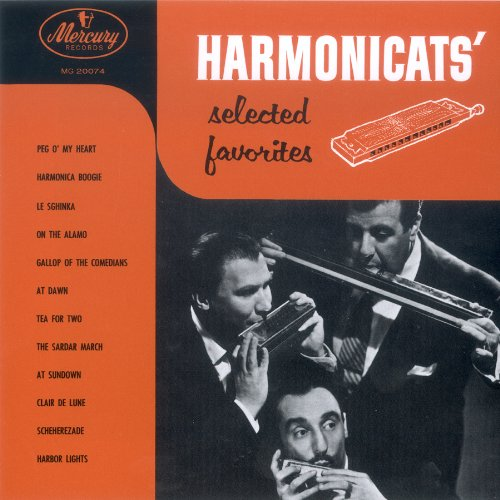 The Harmonicats - Peg O' My Heart