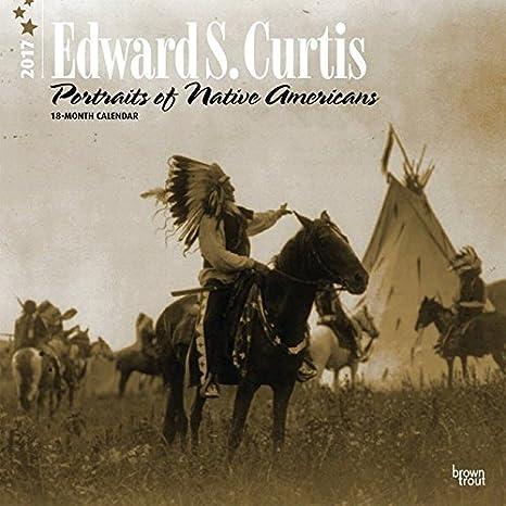 Calendario 2017 indios de América - Edouard Curtis ...