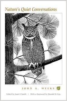 Book Nature's Quiet Conversations