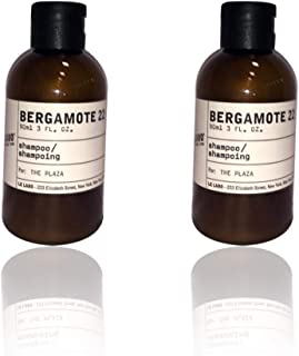 product image for Le Labo Bergamote 22 Shampoo - lot of 2 - each 3oz bottles. Total of 6oz