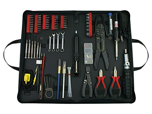 - Rosewill 90 Piece Professional Computer Tool Kit Components Other RTK-090 Black